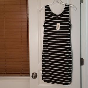 Forever 21striped mini dress